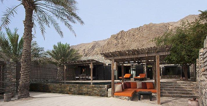 Pool Villa Suite - Six Senses Zighy Bay