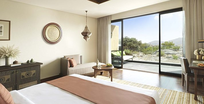 Premier Canyon View Room - Anantara Jabal Akhdar Resort