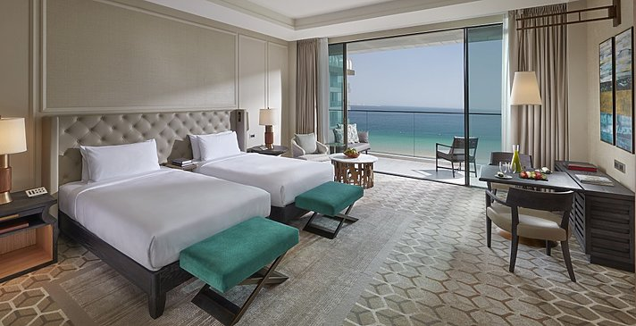 Premier Sea View Room (Twin)