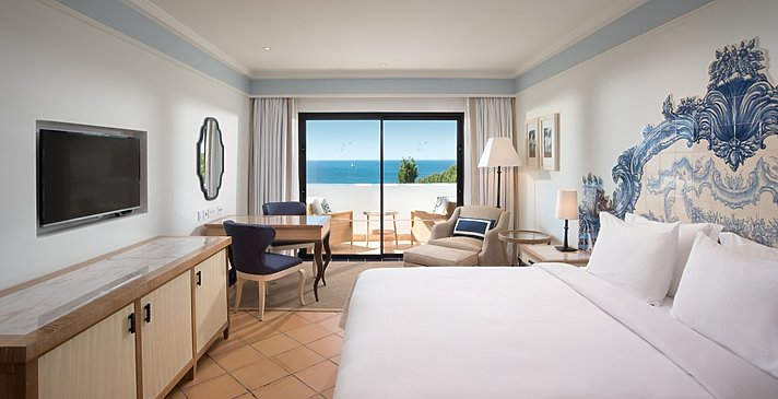 Premium Deluxe Room Atlantic View - Pine Cliffs Hotel