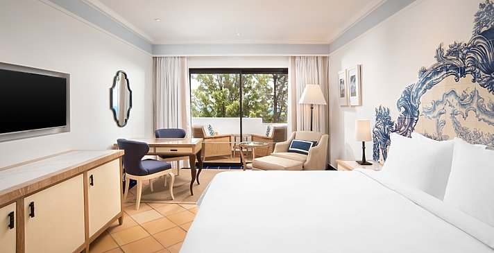 Premium Deluxe Room - Pine Cliffs Hotel