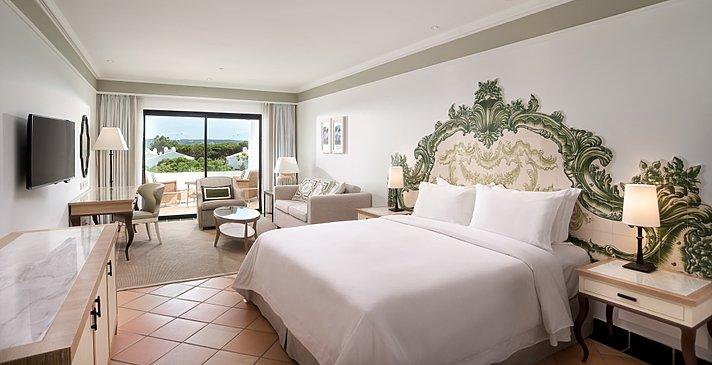 Premium Grand Deluxe Room - Pine Cliffs Hotel