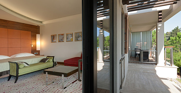 Premium Room - Hotel Monte Mulini