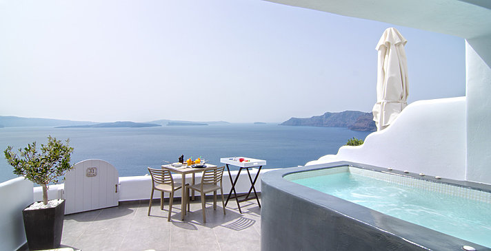 Premium Suite - Santorini Secret Suites & Spa