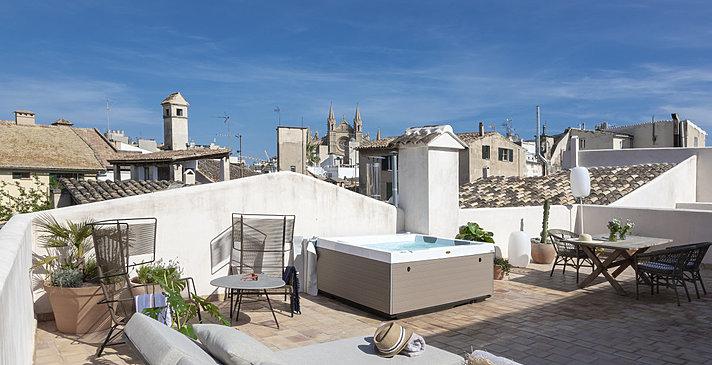 Premium Terrace Suite - Can Bordoy Grand House & Garden