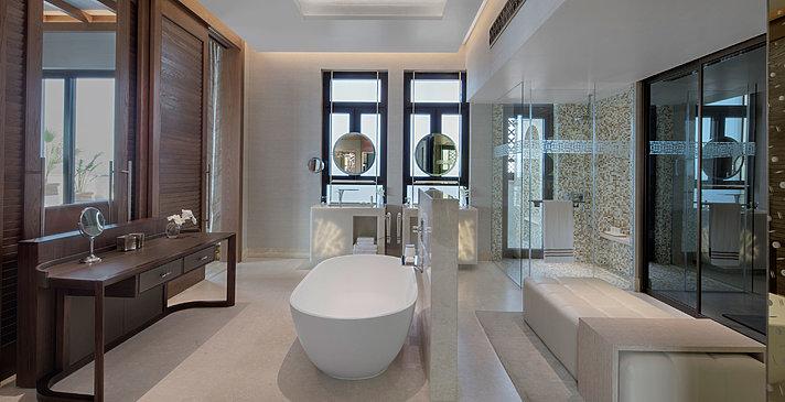 Presidential Suite Badezimmer - Jumeirah Al Naseem