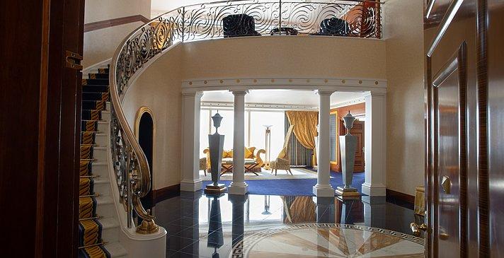 Presidential Suite - Burj Al Arab Jumeirah