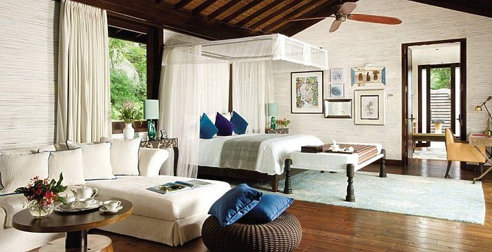 Presidential Suite - Four Seasons Resort Seychelles
