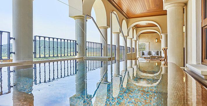 Presidential Suite - Cap Vermell Grand Hotel
