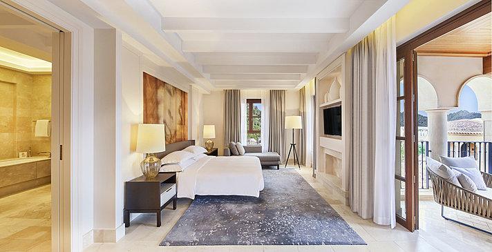 Presidential Suite - Park Hyatt Mallorca