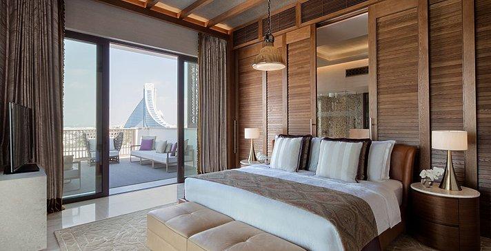 Presidential Suite Schlafzimmer - Jumeirah Al Naseem