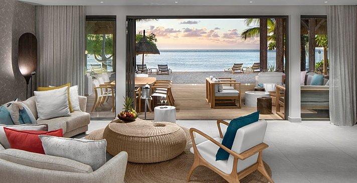 Presidential Villa - Paradis Beachcomber Golf Resort & Spa