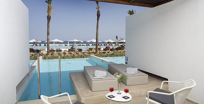 Private Pool Sea View - Gennadi Grand Resort