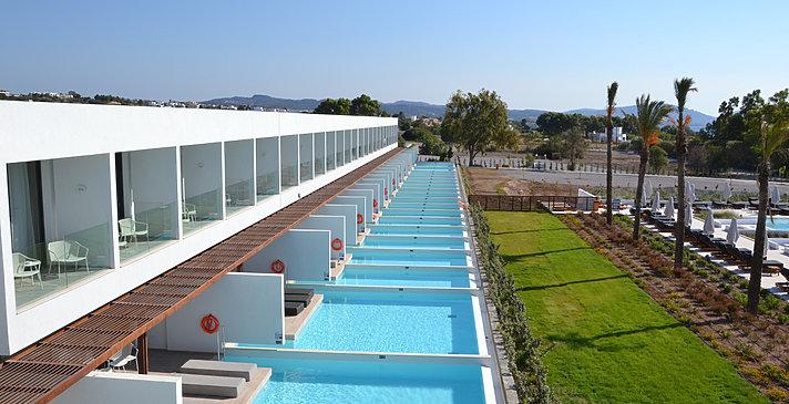 Private Pools - Gennadi Grand Resort