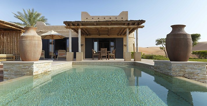 Privater Pool - Royal Pavilion Villas by Qasr Al Sarab