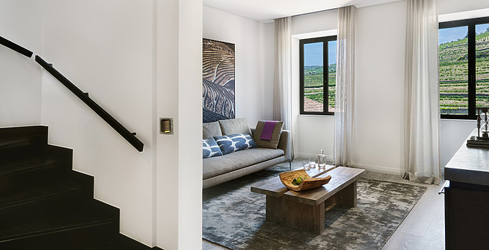 Quinta Duplex Suite - Six Senses Douro Valley