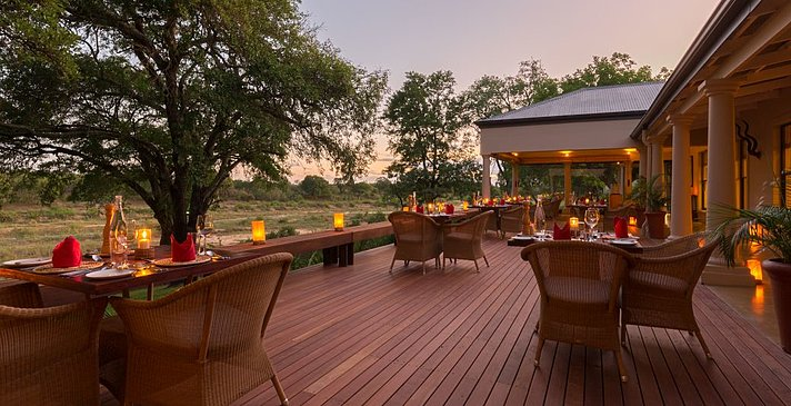 Rattray`s Luxury Camp - Mala Mala Private Game Reserve