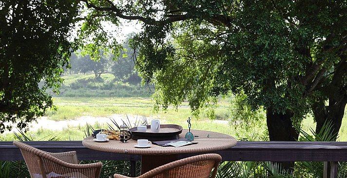 Rattray's Luxury Camp - Mala Mala Private Game Reserve