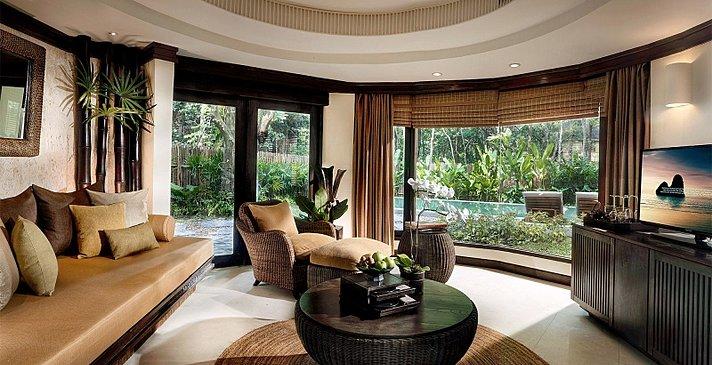 Rayavadee - Pool Pavilion Wohnzimmer
