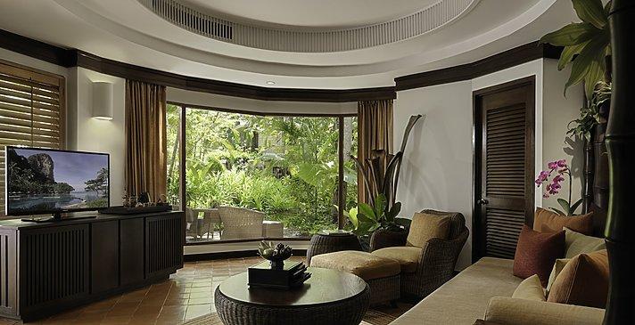 Rayavadee - Deluxe Pavilion Wohnzimmer