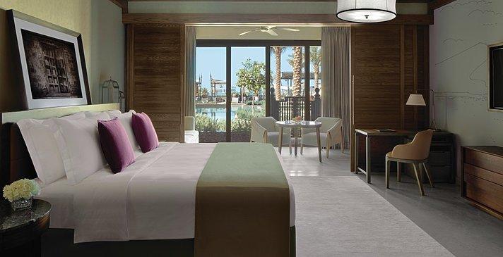 Resort Superior mit Terrasse - Jumeirah Al Naseem