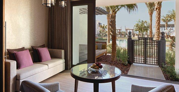 Resort Superior mit Terrasse (auf Anfrage) - Jumeirah Al Naseem