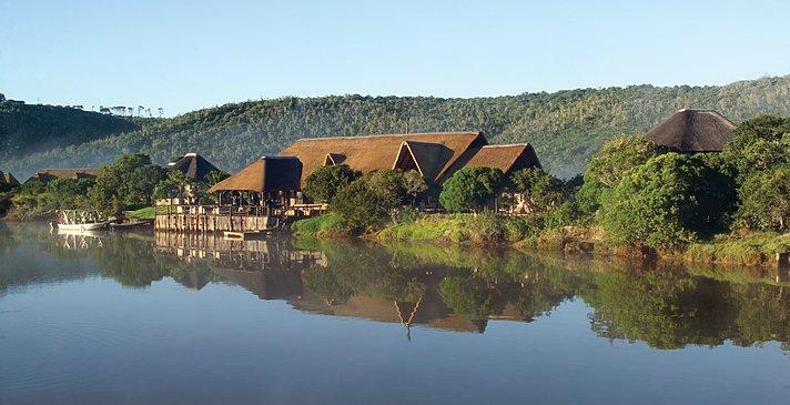 River Lodge - Kariega Game Reserve