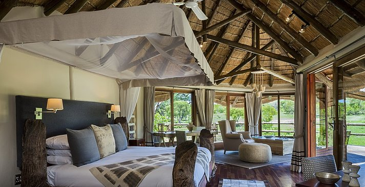 Safari Lodge River Room - Ulusaba Private Game Reserve