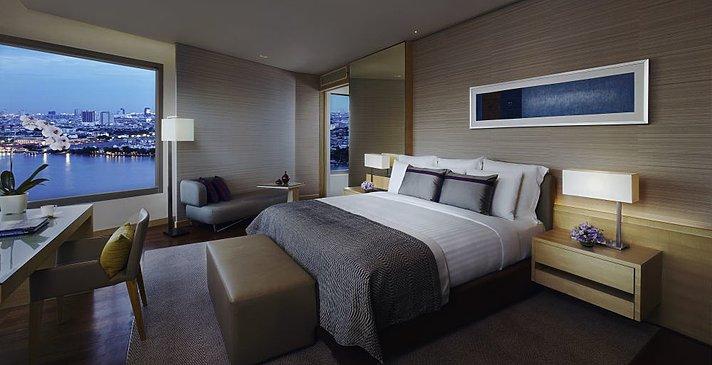 River View Junior Suite - AVANI Riverside Bangkok Hotel