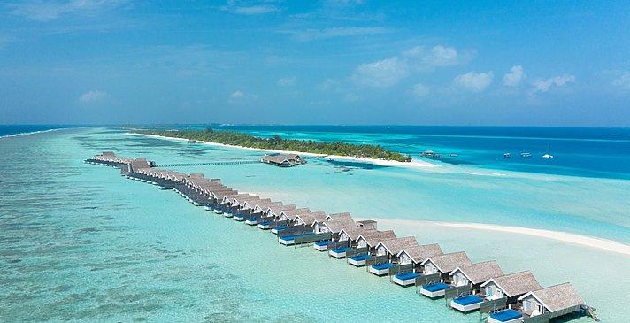 Romantic Pool Water Villas - LUX South Ari Atoll