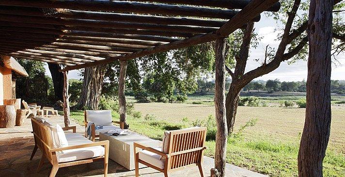 Sable Camp Suite - Mala Mala Private Game Reserve