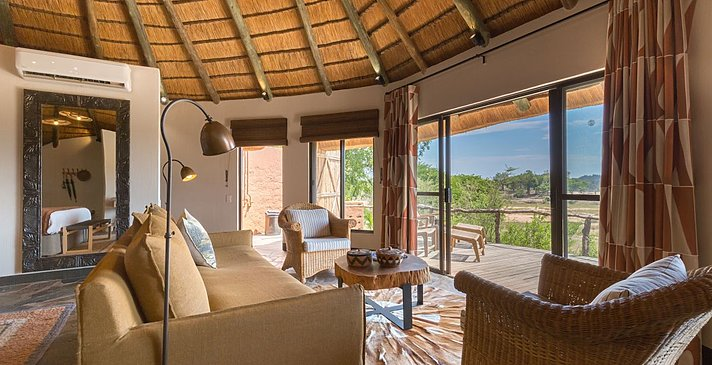 Sable Camp Suite - Mala Mala Private Game Reserve