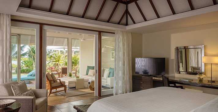 Sanctuary Pool Villa - Four Seasons Resort Mauritius at Anahita
