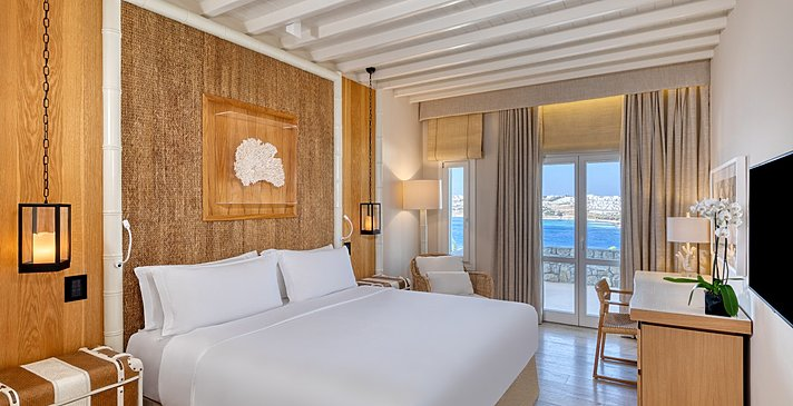 Sumptuous Room - Santa Marina, A Luxury Collection Resort, Mykonos