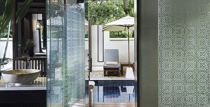 Deluxe Pool Villa - Santiburi Koh Samui