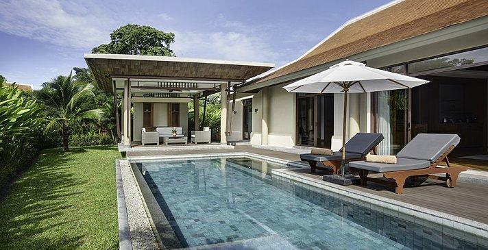 Grand Deluxe Poll Villa - Santiburi Koh Samui
