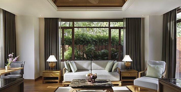Grand Deluxe Garden Villa - Santiburi Koh Samui