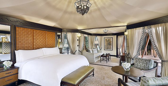 Schlafbereich Al Khaimah/Al Sahari Villa