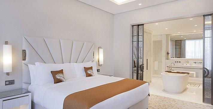 Schlafbereich Metropolitan Suite