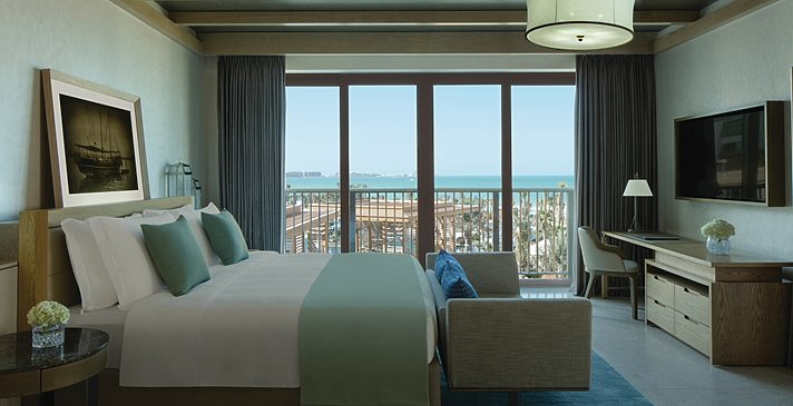 Schlafzimmer Family Suite - Jumeirah Al Naseem