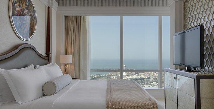 Schlafbereich Grand Deluxe Suite
