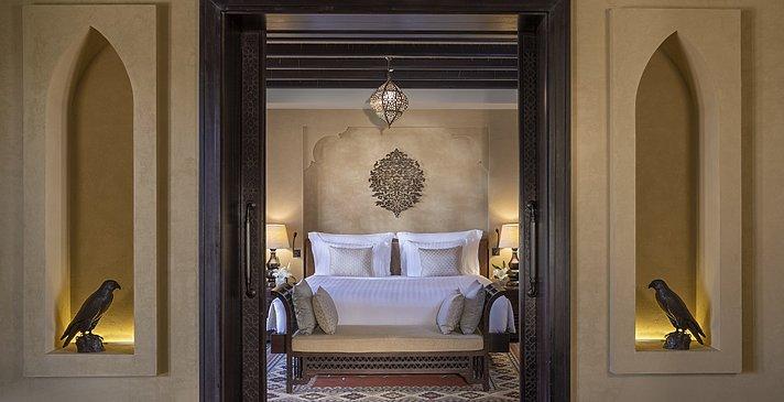 Schlafzimmer - One Bedroom Anantara Pool Villa