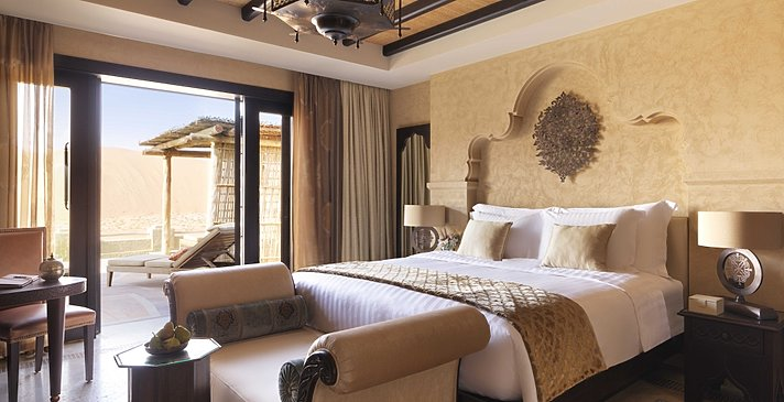 Schlafzimmer - Royal Pavilion Villas by Qasr Al Sarab
