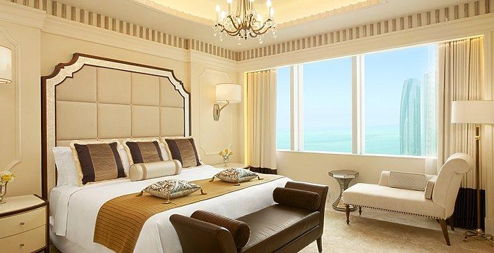 Schlafzimmer St. Regis Suite - The St. Regis Abu Dhabi