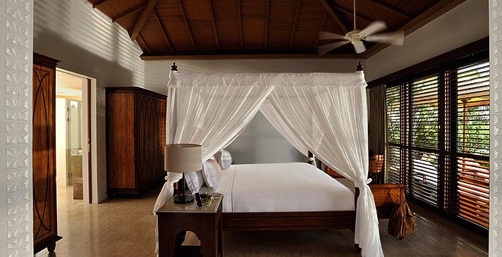 Schlafzimmer - The Residence Zanzibar
