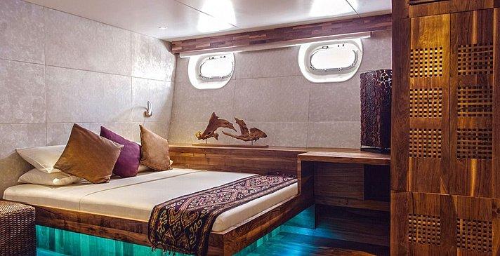 Sea Star Cabin - Scubaspa Maldives
