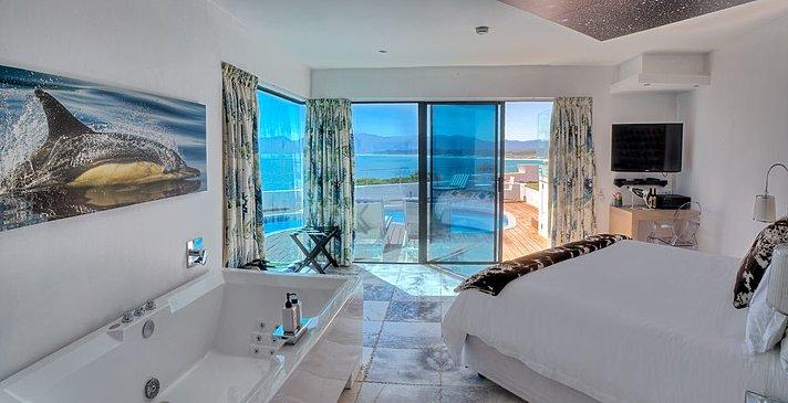 Sea Star Cliff Lodge - Seafacing Superior Room