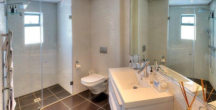 Sea Star Cliff Lodge - Seafacing Room - Badezimmer