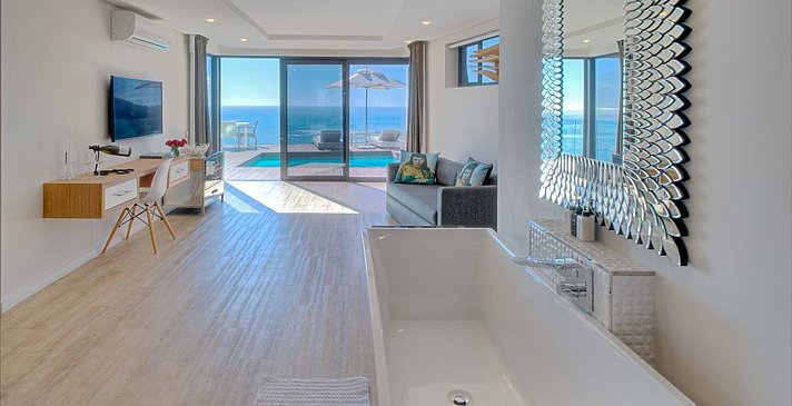 Sea Star Rocks - Private Pool Suite