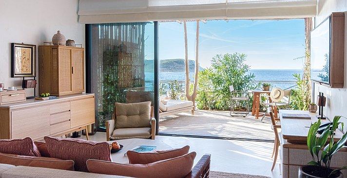 Sea View Junior Suite - Six Senses Ibiza